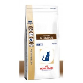 Royal Canin Veterinary Diet Cat Gastro Intestinal GI32 4 kg - La Compagnie Des Animaux