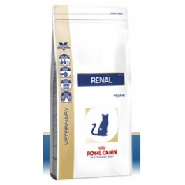 Royal Canin Veterinary Diet Cat Renal RF23 2 kg - La Compagnie Des Animaux