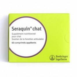 Seraquin Chat 200 cps - La Compagnie Des Animaux