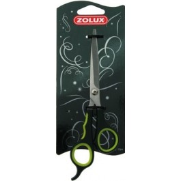 Ciseaux droits Zolux 17.5 cm - La Compagnie Des Animaux