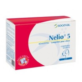 Nelio 5 mg chien 10 cps - La Compagnie Des Animaux