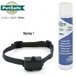 Pet Safe Collier anti-aboiement spray petit et moyen chien - La Compagnie Des Animaux