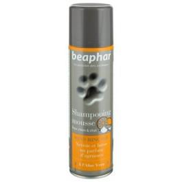 Beaphar Spray Shampooing Mousse Sans Rinçage à L'aloe Vera pour chien et chat 250 ml - La Compagnie Des Animaux