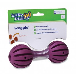 Busy Buddy Waggle pour petit chien - La Compagnie Des Animaux