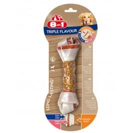 8in1 Triple Flavour Os L pour chien