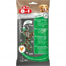 8in1 Friandises éducatives Training Pro Learn pour chien 100 g - La Compagnie Des Animaux