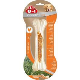 8in1 Friandises Os Delight Strong pour chien L 130 g - La Compagnie Des Animaux
