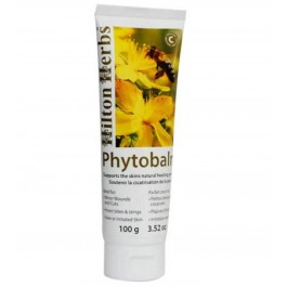 Phytobalm Hilton Herbs Cicatrisant Cheval et Chien 100 g - La Compagnie Des Animaux