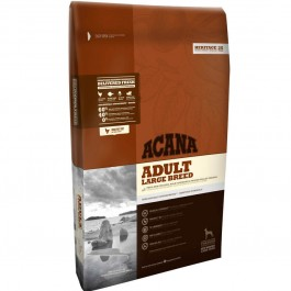 Acana Heritage Adult Large Breed 11.4 kg - La Compagnie Des Animaux