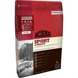 Acana Heritage Sport & Agility 17 kg - La Compagnie Des Animaux