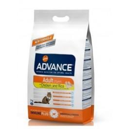 Advance Adult Chat au poulet 15 kg - La Compagnie Des Animaux