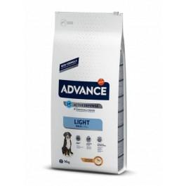 Advance Maxi Light Chien 14 kg - La Compagnie Des Animaux