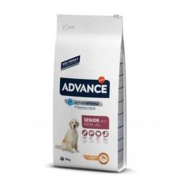 Advance Maxi Senior Chien 14 kg - La Compagnie Des Animaux