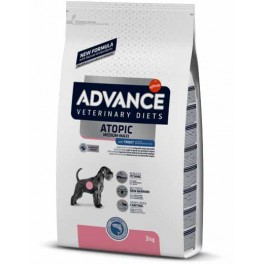 Advance Veterinary Diet Chien Atopic Care 3 kg - La Compagnie Des Animaux