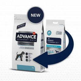 Advance Veterinary Diet Chien Gastroenteric Low Fat 12 kg - La Compagnie Des Animaux