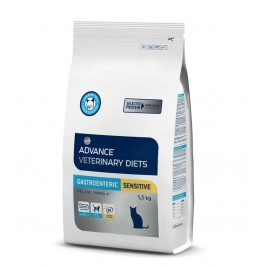 Advance Veterinary Diets Chat Gastroenteric Sensitive 1,5 kg - La Compagnie Des Animaux