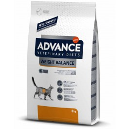 Advance Veterinary Diets Chat Weight Balance 8 kg - La Compagnie Des Animaux