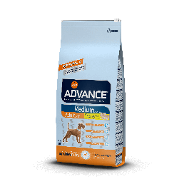 Advance Medium Adult Poulet Chien 14 kg - La Compagnie Des Animaux
