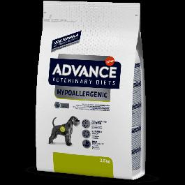 Advance Veterinary Diet Chien Hypo Allergenic 2,5 kg - La Compagnie Des Animaux