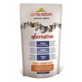 Almo Nature Alternative Chat Adulte Poulet 750 g - La Compagnie Des Animaux