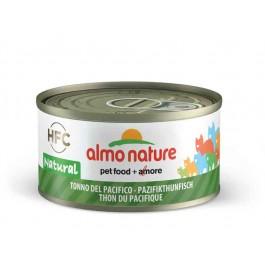 Almo Nature Chat Natural HFC Thon du Pacifique 24 x 70 grs - La Compagnie Des Animaux