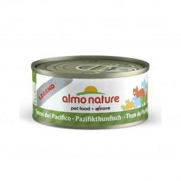 Almo Nature Chat Legend Thon du Pacifique 6 x 70 grs - La Compagnie Des Animaux