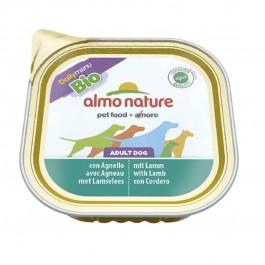 Almo Nature Chien Daily Menu Bio Agneau 9 x 300 grs - La Compagnie Des Animaux