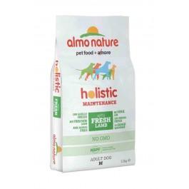 Almo Nature Chien Holistic Medium Agneau et riz 12 kg - La Compagnie Des Animaux