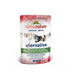 Almo Nature HFC Alternative Thon du Pacifique pour chat sachets 24 x 55 grs - La Compagnie Des Animaux
