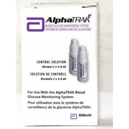 AlphaTRAK Solution de contrôle 2 x 4 ml - La Compagnie Des Animaux