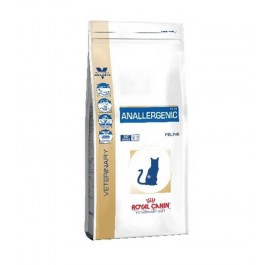 Royal Canin Veterinary Diet Cat Anallergenic AN24 4 kg - La Compagnie Des Animaux