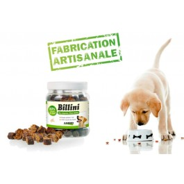 Anibio Billini viande de bœuf 80 % 400 g - La Compagnie Des Animaux