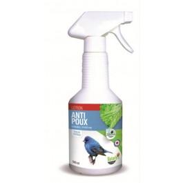 Naturlys lotion anti-poux oiseaux 500 ml - La Compagnie Des Animaux
