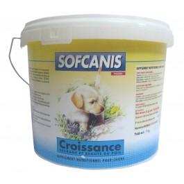 Sofcanis Canin Croissance 5 kg - La Compagnie Des Animaux