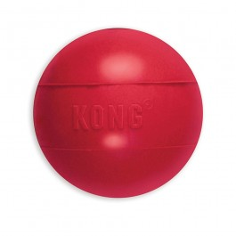 Kong Ball rouge Small - La Compagnie Des Animaux