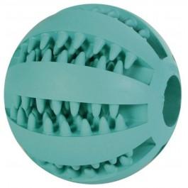 Trixie Mintfresh Baseball DentaFun pour chien 6 cm - La Compagnie Des Animaux