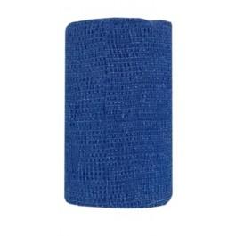Bandes Cohésives 10 cm Bleu - La Compagnie Des Animaux