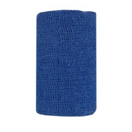 Bandes Cohésives 7,5 cm Bleu - La Compagnie Des Animaux