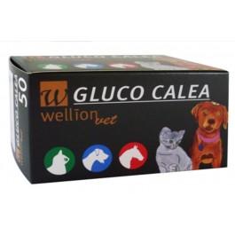 WellionVet Bandelettes pour Glucomètre Gluco Calea 50 p - La Compagnie Des Animaux
