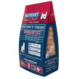 BARF INSTINCT FRESH chien energetic 12 x 800 g