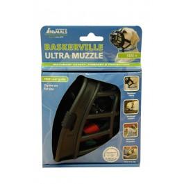 Muselière Baskerville Ultra Muzzle T4 - La Compagnie Des Animaux