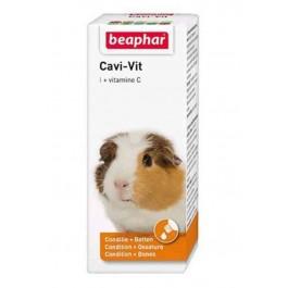 Beaphar CAVI-VIT vitamine C pour rongeurs 100 ml - La Compagnie Des Animaux