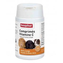 Beaphar Comprimés de vitamine C pour cobaye 100 cps - La Compagnie Des Animaux