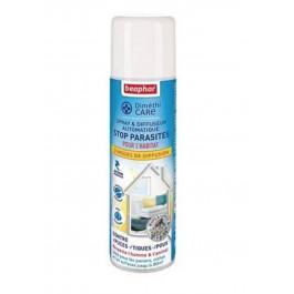 Beaphar Diméthicare Spray et diffuseur automatique stop puces pour l'habitat 250 ml - La Compagnie Des Animaux