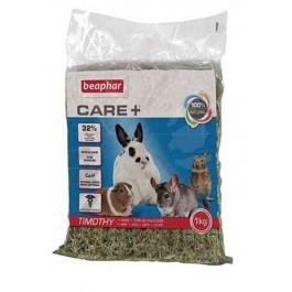 Beaphar Care+ Foin de Phléoles « Timothy Hay » 1 kg - La Compagnie Des Animaux