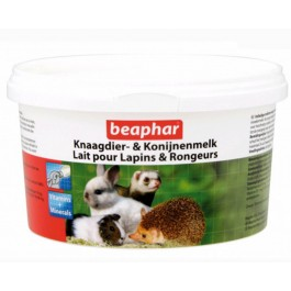 Beaphar Lait maternisé pour lapins et rongeurs 200 g - La Compagnie Des Animaux