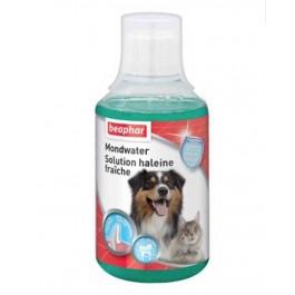 Beaphar Buccafresh, solution haleine fraîche pour chien et chat 250 ml - La Compagnie Des Animaux