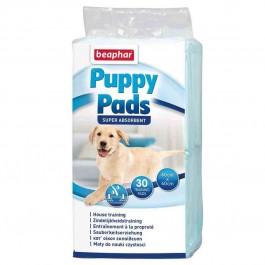 Beaphar Puppy Pads Tapis Propreté pour chiens 30 pcs - La Compagnie Des Animaux