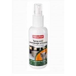 Beaphar Spray anti-marquage urinaire pour chat et chaton 125 ml - La Compagnie Des Animaux