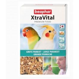 Beaphar XtraVital grandes perruches 1 kg - La Compagnie Des Animaux